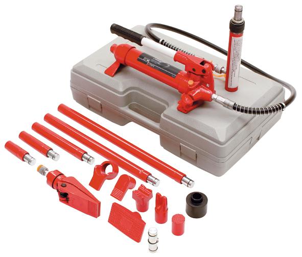 4 Ton Portable Hydraulic Power Kit 1