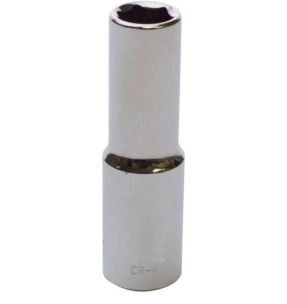 1-216D - 1/2″ Dr. 6 Pt. 1/2″ Deep Socket