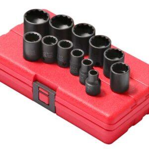 "3/8"" Drive Impact Socket Sets"
