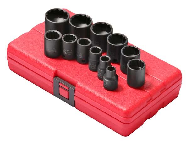 "Sunex Tools 448 3//4/"" Drive 6 Point Imp Socket 1-1//2/"""
