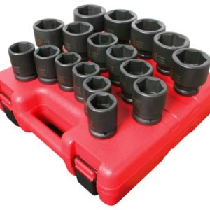 "3/4"" Drive Impact Socket Sets"
