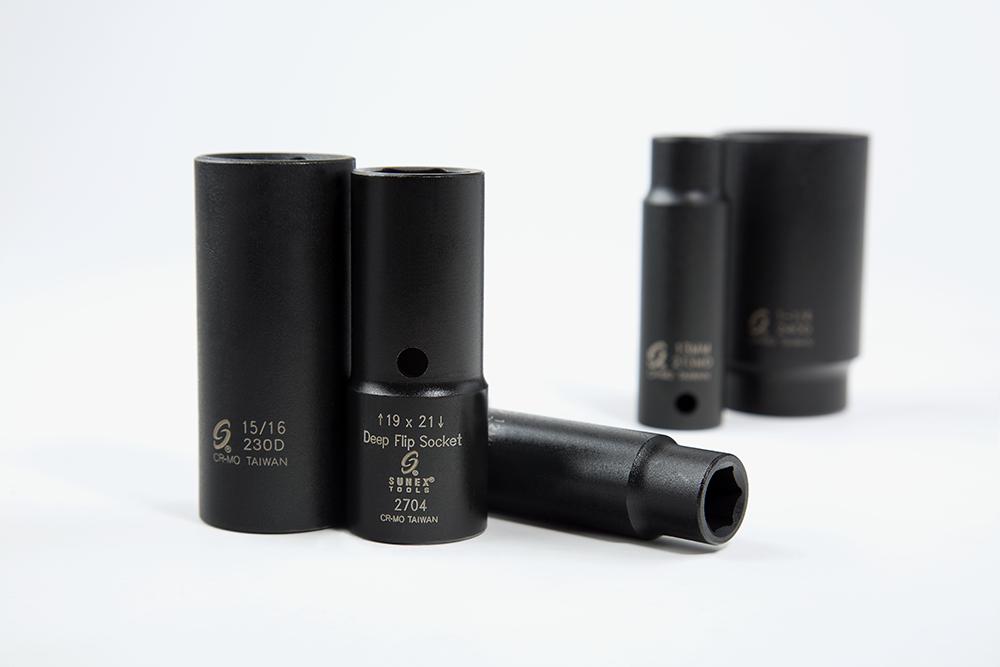 "Sunex 213MD 1//2/"" Dr 13mm Deep Impact Socket"