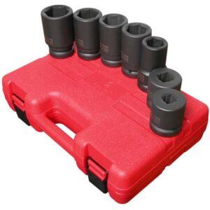 "1"" Drive Impact Socket Sets"