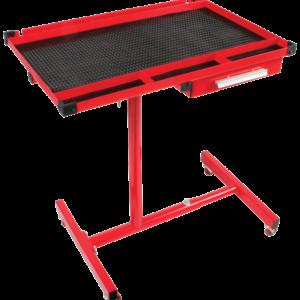 Heavy Duty Adjustable Work Table w/Drawer