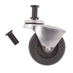"""2-1/2"""" Replacement Caster Assembly for 8507 Creeper Seat"""
