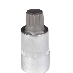 "3/8"" Dr. 16mm Triple Square Bit Socket"