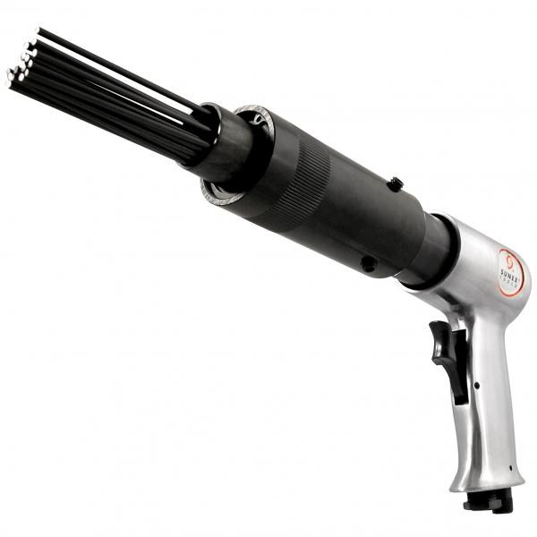 Pistol Grip Needle Scaler 1