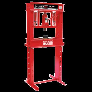 20T Manual Press