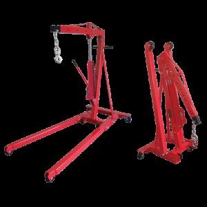 Engine Crane/Engine Support Tool