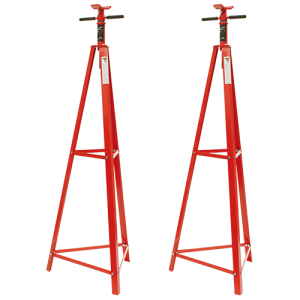 Under Hoist and Trailer Support Stands