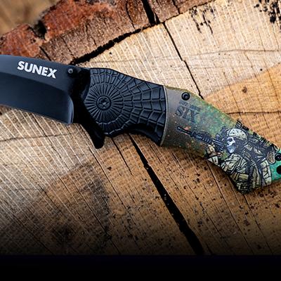 David Lozeau Sunex Knives
